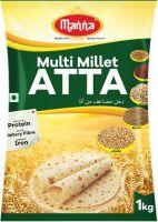 [Hyderabad Users] Manna Multi Millet Atta(1 kg)