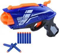Miss & Chief Manual Rapid Shooter Blaze Gun with 20 Foam Bullets