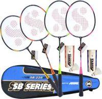 Silver's SIL-SB220-COMBO3 Badminton Kit