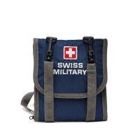 Swiss Military Blue Passport Wallet (TW5)