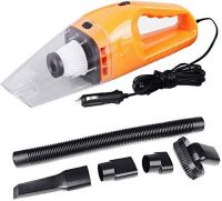 YOZO Car Vacuum Cleaner For Car Vacuum/Sucking, Dust Cleaning Yellow Color