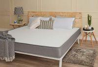 Wakefit Dual Comfort Mattress - Hard & Soft, Diwan Bed Size (72x48x6)