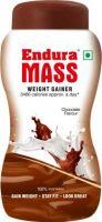 Endura Mass Weight Gainers/Mass Gainers  (1 kg, Chocolate)