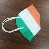 Urban king® independence day special tri-color mask