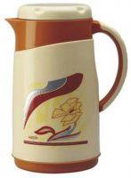 Milton Viva 1000 ml Flask(Pack of 1, Brown, Beige, Plastic)