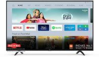 [For Axis & ICICI Card Users] Mi 4X 108 cm (43) Ultra HD (4K) LED Smart Android TV