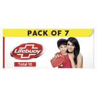 [LD] Lifebuoy Total10 Soap 125 g (Pack of 7)
