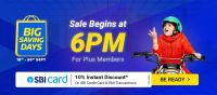 Live For Plus Members on Big Saving Days 18th - 20th Sep
