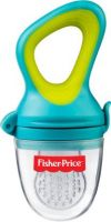 Fisher-Price Ultracare Food Nibbler with Extra Mesh (Blue)   - Silicone  (Blue)