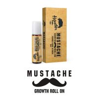 Hipster Mustache Growth Roll On 9ml