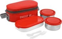 Milton Executive 3 Containers Lunch Box (1300 ml) 3 Containers Lunch Box  (1300 ml)