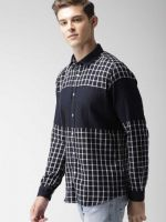 [Size 38] Mast & HarbourMen Regular Fit Checkered Casual Shirt