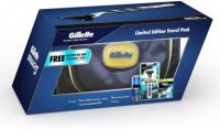 Gillette Mach 3 Travel Pack  (4 Items in the set)