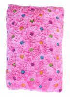 U & U Unique Utilities Soft Unisex Baby Kids Pillow Cushion (40x30 cm, Pink)
