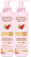 VLCC Active Fruits Damage Repair Body Lotion Spf 30 + Shea Butter(400 ml)