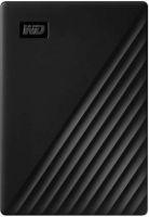 WD My Passport 1 TB External Hard Disk Drive(Black)
