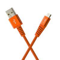 boAt Rugged V3 Braided Micro USB Cable (Molten Orange)