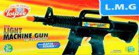 Smart Picks Light Machine Gun Toy with Rapid Fire Sound For Kids