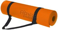 Fitness Mantra 6MM Anti Skid, Light Weight, Extra Large Made by EVA Quality Yoga Mat with Shoulder Strap