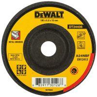 DEWALT DT34406 100x6x16mm Metal Grinding Abrasive Wheels For Angle Grinders