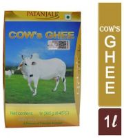 Patanjali Cow's Ghee 1 L Pack of 1