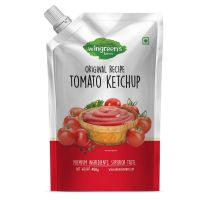 Wingreens Farms -Tomato Ketchup (Pack of 1-450g)