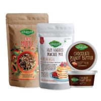Wingreens Farms Breakfast Hamper (Combo, 830g)