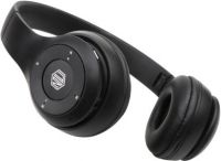 Nu Republic Dubstep X3 Bluetooth Headset(Black, On the Ear)