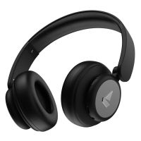 Boat Rockerz 450 Pro Bluetooth On-Ear Headphone with Mic(Luscious Black)