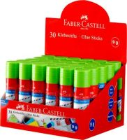 Faber Castell Glue Stick (Set of 30, White)