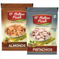 D' nature Fresh Almond, Pitsa, 4 x 250 g