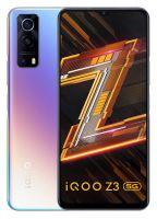 [For ICICI Bank Credit Card Users] iQOO Z3 5G (Cyber Blue, 8GB RAM, 256GB Storage)