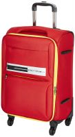 United Colors of Benetton Polyester 50 cms Red Softsided Cabin Luggage (0IP6EAS20F01I)