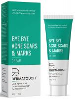 DERMATOUCH Bye Bye Acne Scars & Marks Cream 30G