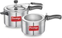 [Pre Book] Prestige Nakshatra 5 L, 3 L Pressure Cooker(Aluminium)