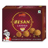 [LD] Daadi's Besan Laddoo Pure Ghee 120g (Pack of 2)