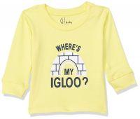 [Size 6M] Gini and Jony Baby Girl's Cotton Knitwear