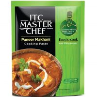 [Pantry] ITC Master Chef Paneer Makhani Cooking Paste 80g, Ready to Cook Spice Mix, Easy to Cook Masala Mix