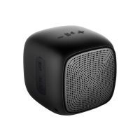 PORTRONICSBounce Portable Bluetooth Speaker with FM, Black