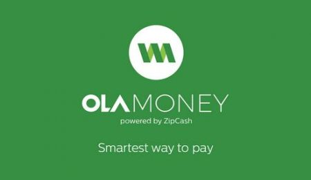 Recharge Rs 500+ Ola Money with Payzapp and Get 10% Cashback