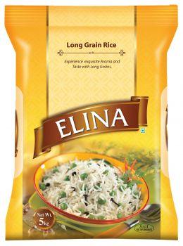[Amazon Pantry] Elina Rice, Long Grain, 5kg
