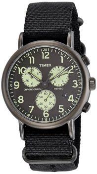 Timex Weekender Chronograph Black Dial Men's Watch - TW2P71500