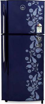 Godrej 255 L Frost Free Double Door Refrigerator  (Royale Dremin, RF GF 2552PTH)
