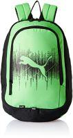 Puma 30 Ltrs Classic Green-Black Laptop Bag (7544803)