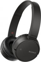 Sony MDR ZX220BT Bluetooth Headset with Mic(Black, On the Ear)