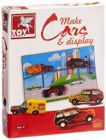 ToyKraft Make Cars and Display
