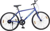 HERCULES ACE 26 T Single Speed Hybrid Cycle/City Bike(Blue)