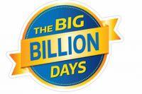 [3rd – 10th Oct] Flipkart The Big Billion Days