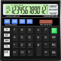 [LD] Orpat OT-512GT Calculator (Black)