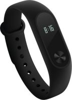 Mi Band - HRX Edition(Black Strap, Size : Regular)